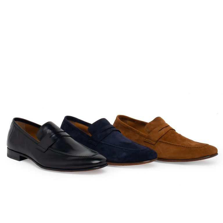classic loafer selection