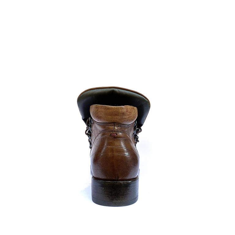 buffalo lace-up ankle boots